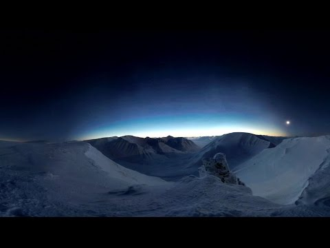 El eclipse solar en un video 360 grados gracias a Youtube 1