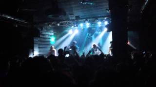 Every Time I Die-Thirst/Decayin with the boys (live in Trev
