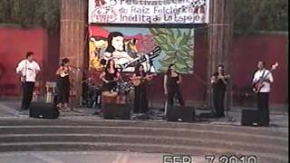 preview picture of video 'Purantu - 3º Festival de la Canción de Lo Espejo 2010'