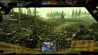 preview picture of video 'Mechwarrior Online [Open Beta] Match 291, 292, 293 und 294 (8-Mann-Match)'