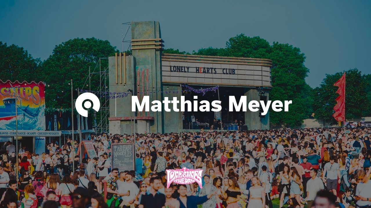 Matthias Meyer - Live @ Love Saves The Day 2018