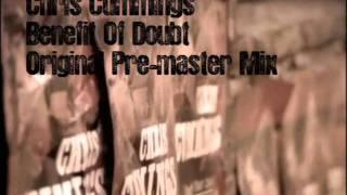 Chris Cummings - Benefit of Doubt - original pre-master mix