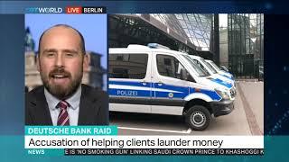 Deutsche Bank raided in Panama Papers probe
