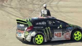 Best drift ever (Ken Block-Ford Focus)   Самый лучший дрифт в мире (Кен Блок-Форд Фокус)