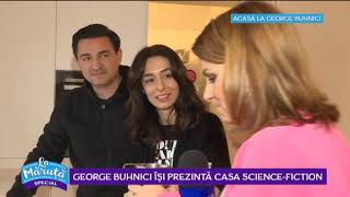 Casa ultratehnologizata a lui George Buhnici