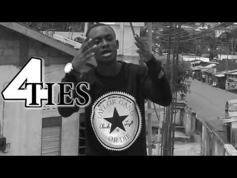 4ties-Hip Hop resurect [Official Video 2013]
