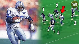 The Game Where Fans Realized Barry Sanders Was Not Human (Lions vs Vikings)