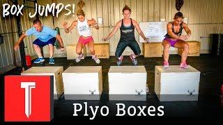 How To Make Plyometric Boxes || Easy DIY!