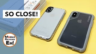Almost GOOD? Griffin Survivor Strong/Survivor Endurance Review - iPhone XS/iPhone XR cases