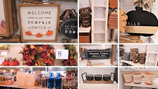 NEW JOANN STORES 2020 FALL DECOR | FARMHOUSE + TRADITIONAL | SHOP WITH ME