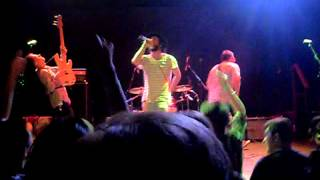 "Chronic Future ""Say Goodbye"" Live – 20th Anniversary Reunion"