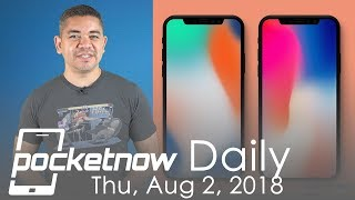 iPhone X Plus dates teased, Galaxy Note 9 reservations & more - Pocketnow Daily
