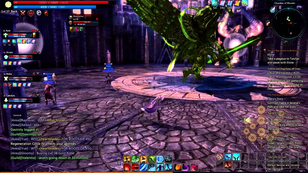 This Massive Monster Boss Fight Is One Of Many Reasons I Adore Tera