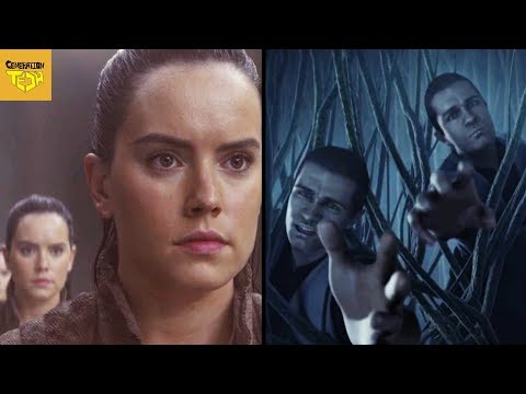 We Found Rey's Parents | The Mirror Scene Explained