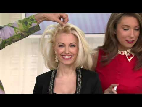 Nick Chavez Pouf! Root Lift Styling Spray Duo on QVC