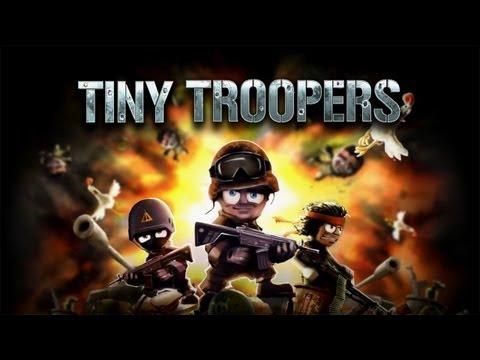 Trailer de Tiny Troopers