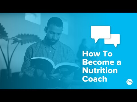 How to Become a Nutrition Coach with The #1 Certification In The ...