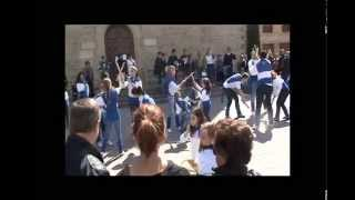 preview picture of video 'Caramelles i Ball de Bastons S.M. Balenyà i Aplec dels Ous Sant Jaume de Viladrover'