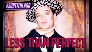 Culture Club - Less Than Perfect (Subtitulado En Español).