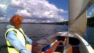 preview picture of video 'Jezioro Pluszne'