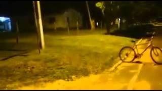 preview picture of video 'Robo de bicicleta en san patricio misiones 2014'