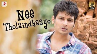 Kavalai Vendam - Nee Tholaindhaayo Tamil Lyric Video   Jiiva   Leon James
