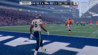 Madden NFL 18 102 yard touchdown