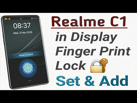 Realme C1 Pattern Lock & Frp Lock Removed Without Any Box