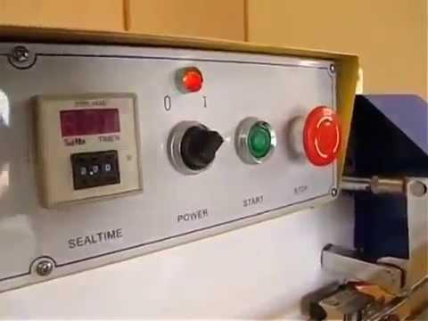 Selladora neumática de fundas / QF-1000L/S