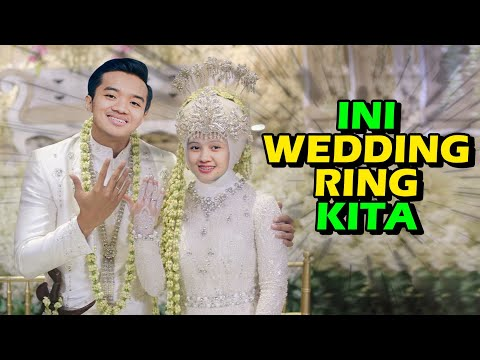 AKHIRNYA DAPET WEDDING RING KITA 💍💍😍