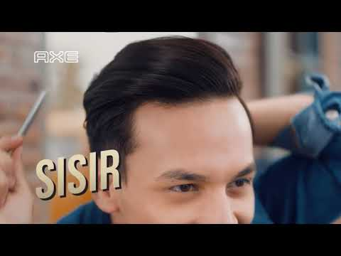 New! Axe Hairstyling