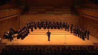 Baba Yetu - Christopher Tin (Nanyang Technological University Choir, Singapore)