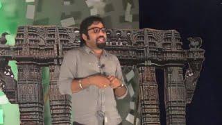 The Movie of my Life   Sandeep Reddy Vanga   TEDxNITW
