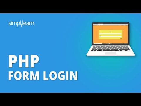 PHP Form Login   PHP Tutorial For Beginners   Simplilearn - YouTube