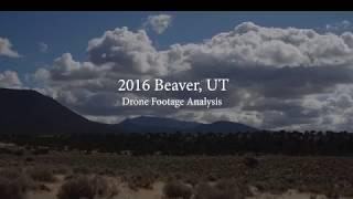 2016 Beaver Utah UFO/UAP Analysis - The Math