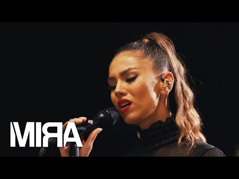 MIRA- Slide Away ( LIVE Session- Miley Cyrus Cover)