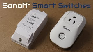 Sonoff WiFi Smart Switches - Beyond The Basic