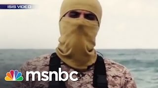 ISIS Executioner May Be American | Morning Joe | MSNBC