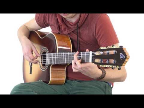 ORTEGA Honey Suite CE Klasická elektroakustická kytara
