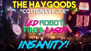 The Haygoods - Cotton Eye Joe Video