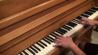 Sean Kingston & Justin Bieber - Eenie Meenie Piano By Ray Mak