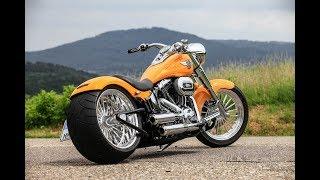 ⭐️ Harley Davidson Softail Custom Bike By Ricks Motorcycles 2