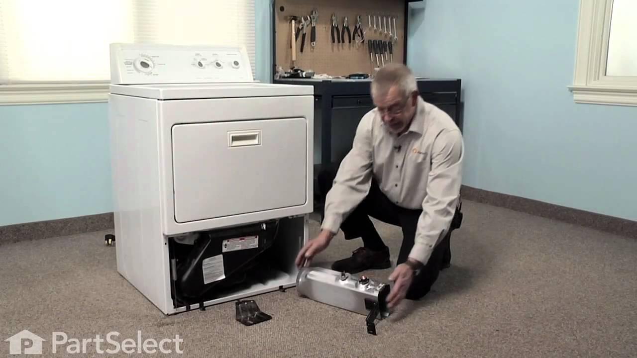 Replacing your Kenmore Dryer Thermal Cut-Off Kit