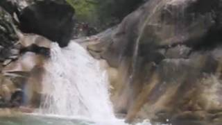 preview picture of video 'Free Canyoning 2009'