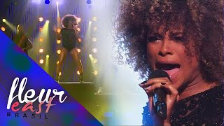 Fleur East - Sax (Live at The Late Late Show With James Corden)