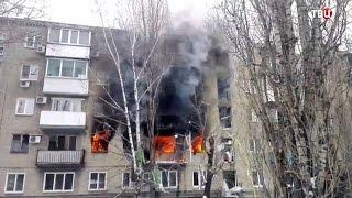 Причина взрыва газа в Саратове.