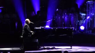 Billy Joel - 'I've Loved These Days' @ Madison Square Garden 3-21-2014