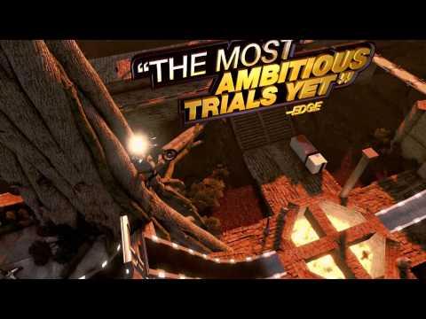 Trials Fusion – launch trailer a první recenze