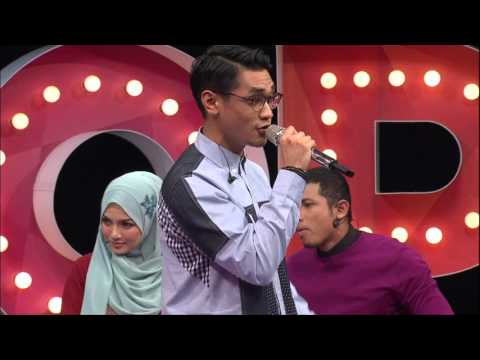 MeleTOP - Persembahan LIVE Afgan 'Knock Me Out' Ep162 [8.12.2015] - MeleTOP
