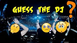 Guess the DJ Challenge